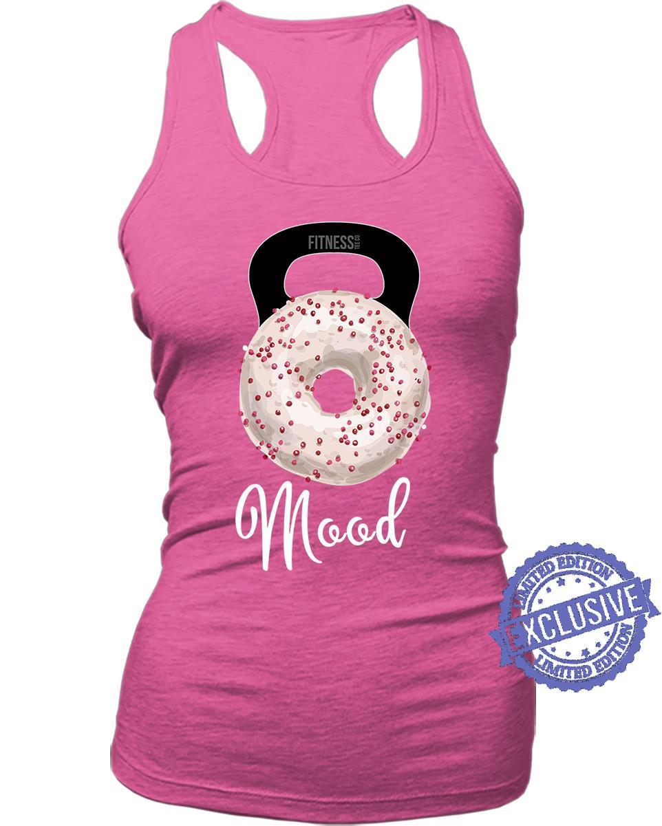 Donut mood pink shirt